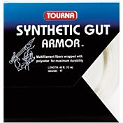 Tourna Synthetic Gut Armor 17 Tennis String - 40 ft. Set