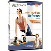 STOTT PILATES Intermediate Reformer DVD
