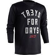 Under Armour Little Boys' SC Tr3ys For Days Long Sleeve Shirt