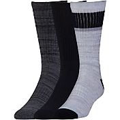 Under Armour Men's Twisted 2.0 Crew Socks 3 Pack