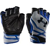 Under Armour Men's Resistor Half-Finger Training Gloves
