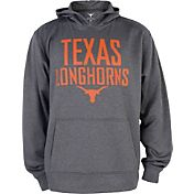 University of Texas Authentic Apparel Men's Texas Longhorns Charcoal Hoodie