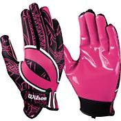 Wilson Adult ''Hope'' Receiver Gloves