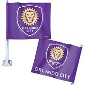WinCraft Orlando City Car Flag