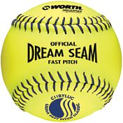 Worth 11' USSSA Official Dream Seam Fastpitch Softball