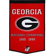 Georgia Bulldogs Football National Champions Banner