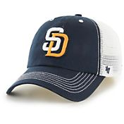 '47 Men's San Diego Padres Taylor Closer Navy Fitted Hat