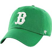 '47 Men's Boston Red Sox Clean Up St. Patrick's Day Green Adjustable Hat
