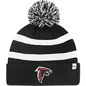 '47 Men's Atlanta Falcons Breakaway Black Cuffed Knit