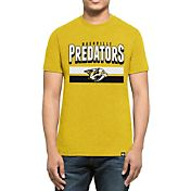 '47 Men's Nashville Predators Club Gold T-Shirt