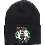 '47 Men's Boston Celtics Black Cuffed Knit Hat
