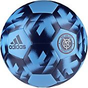 adidas New York City FC Team Soccer Ball