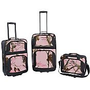 Fieldline Ranger Collection 3-Piece Luggage Set