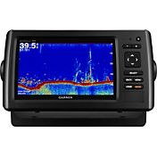 Garmin echoMAP 74sv Coastal CHIRP Fish Finder / Chartplotter Combo