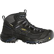 KEEN Men's Braddock Mid Waterproof Work Boots