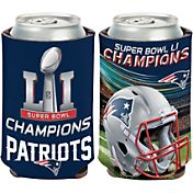 WinCraft Super Bowl LI Champions New England Patriots Can Cooler