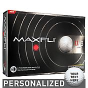 Maxfli U/6 Tour X Personalized Golf Balls